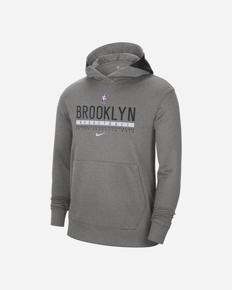 Abbigliamento basket NIKE BROOKLYN NETS WORD M S5227885 scatto 0