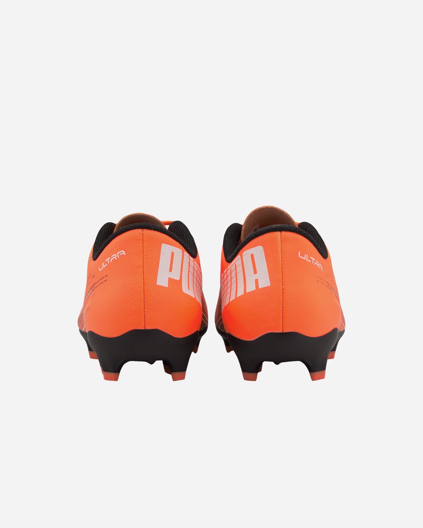 Scarpe calcio PUMA ULTRA 4.1 FG/AG JR S5234054 scatto 4