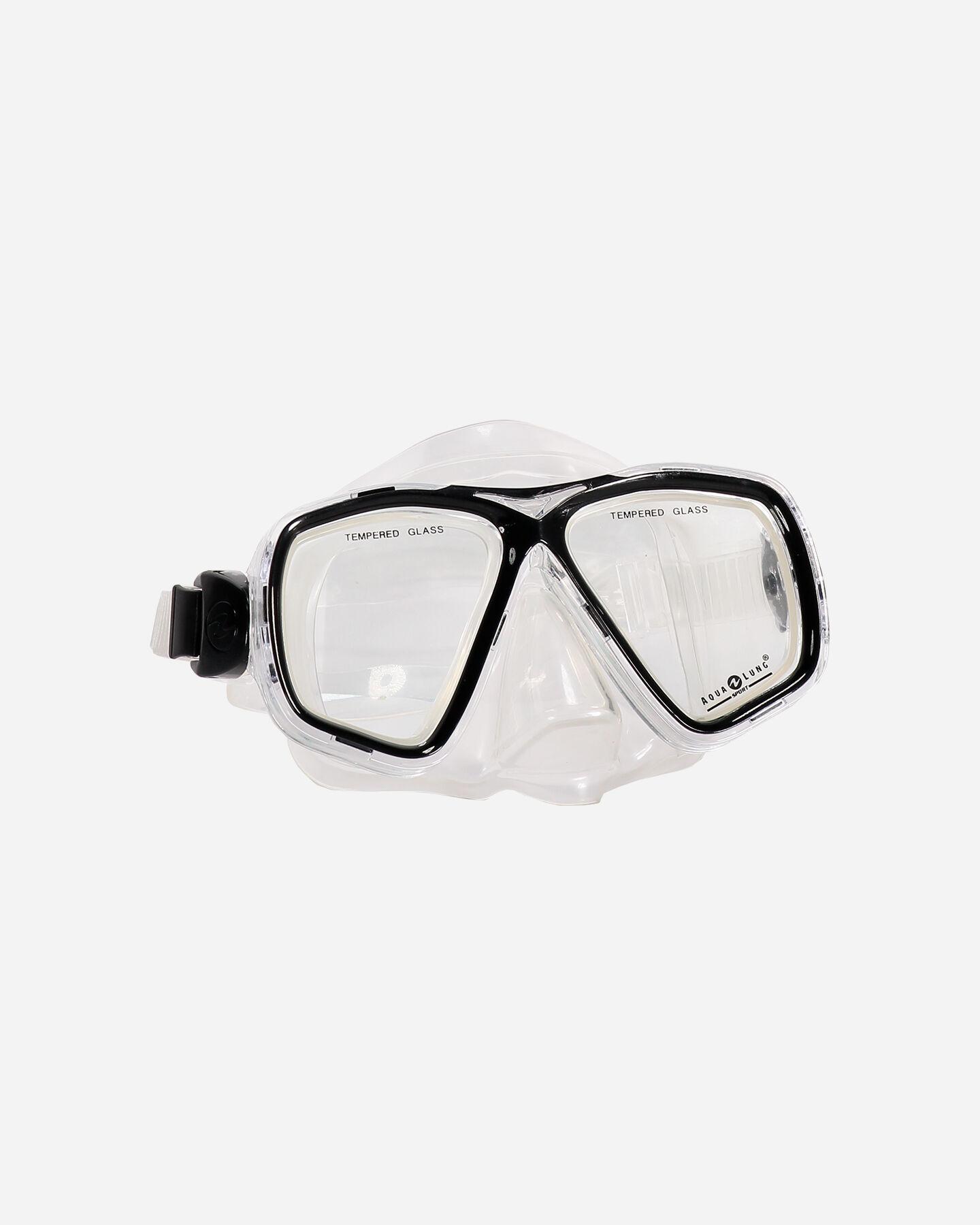 Kit snorkeling AQUALUNG SPORT ACAPULCO+BULA S1299381|101|UNI scatto 1