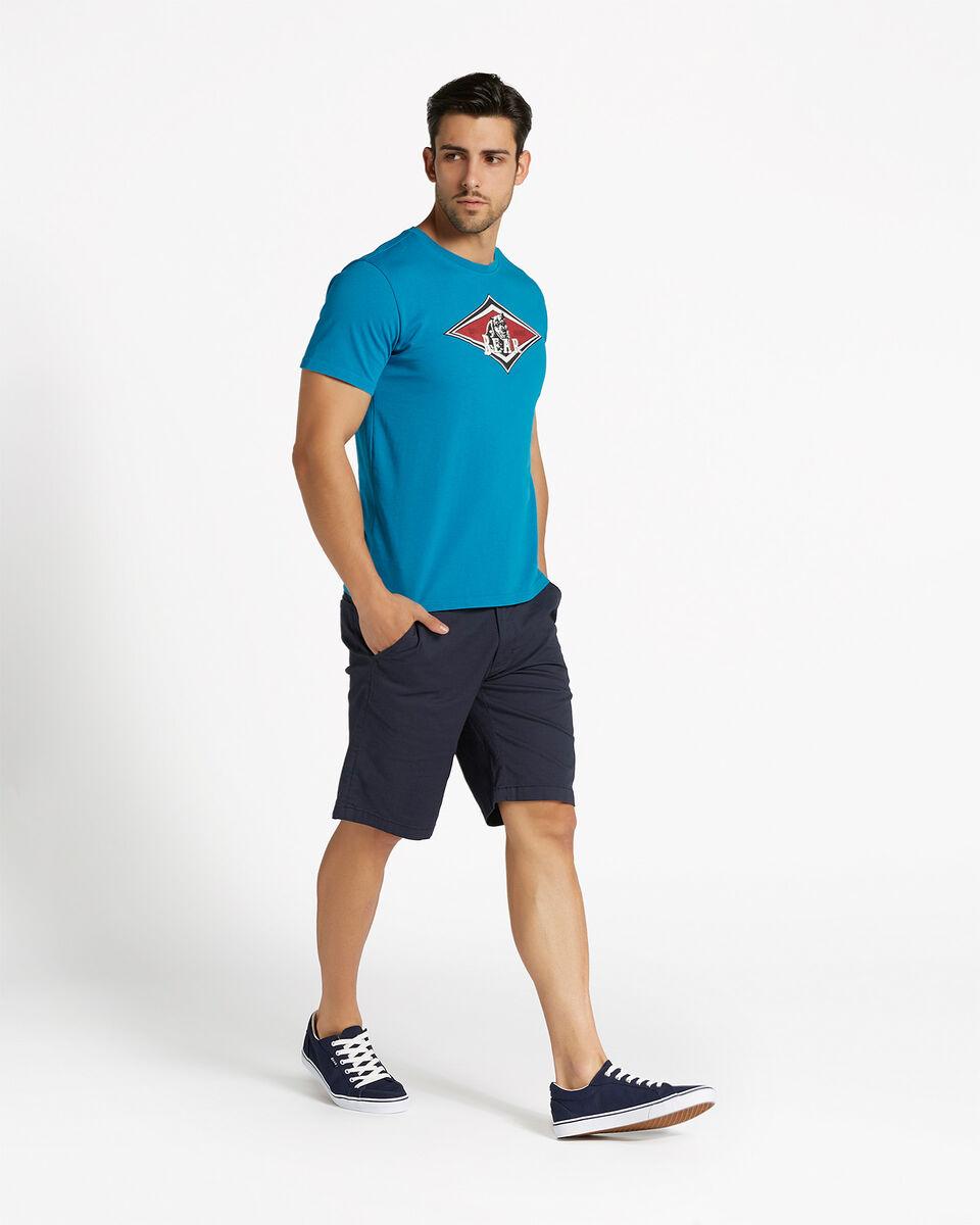 T-Shirt BEAR CLASSIC LOGO M S4065021|0824|L scatto 3