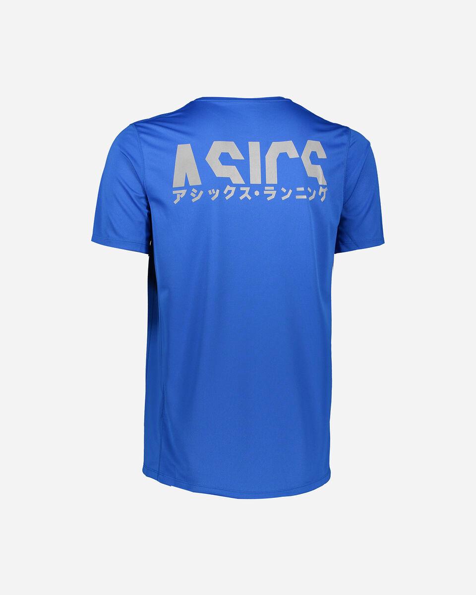 T-Shirt running ASICS KATAKANA M S5213335 scatto 1
