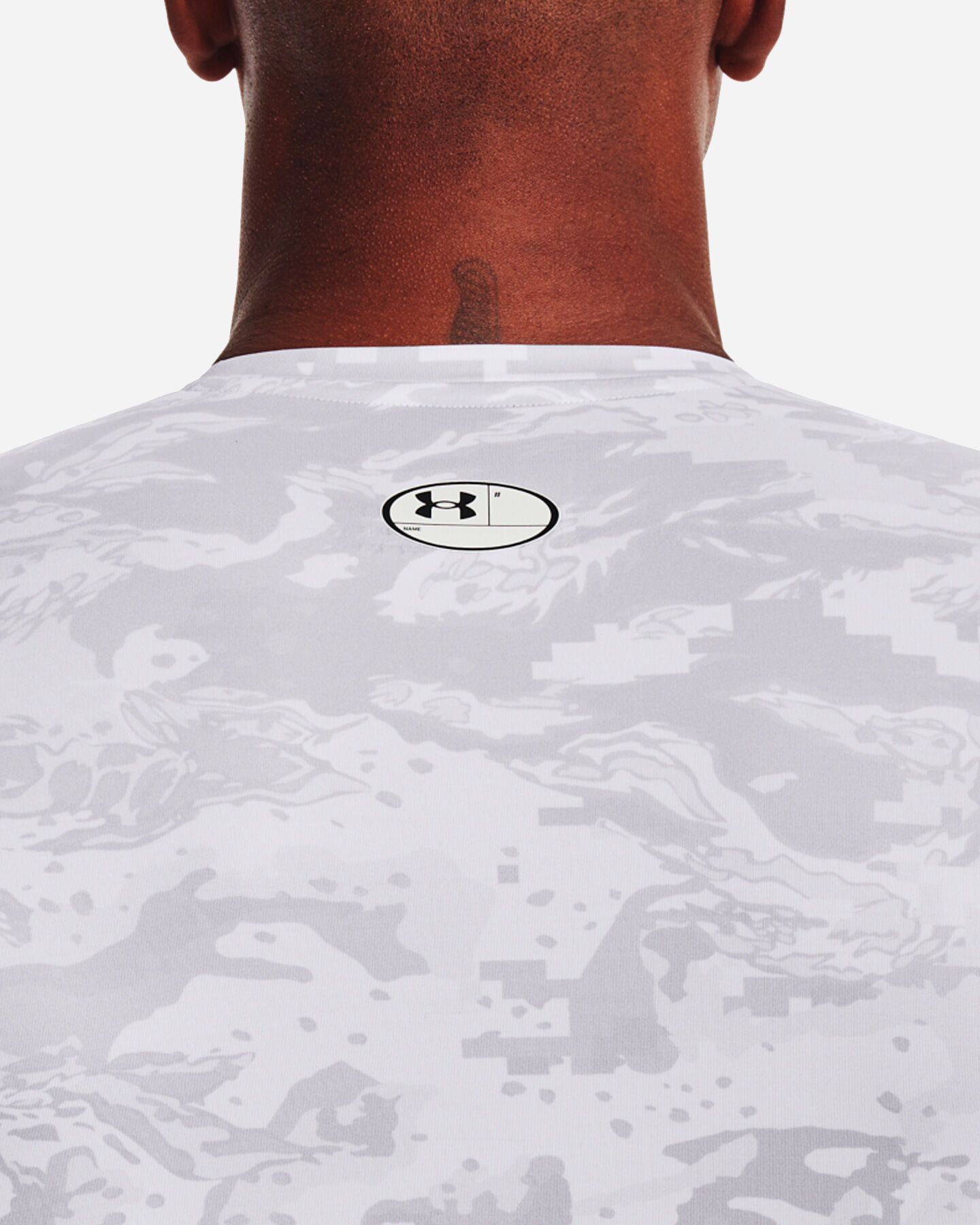 T-Shirt training UNDER ARMOUR HG COMPRESSION SS M S5287283 scatto 2