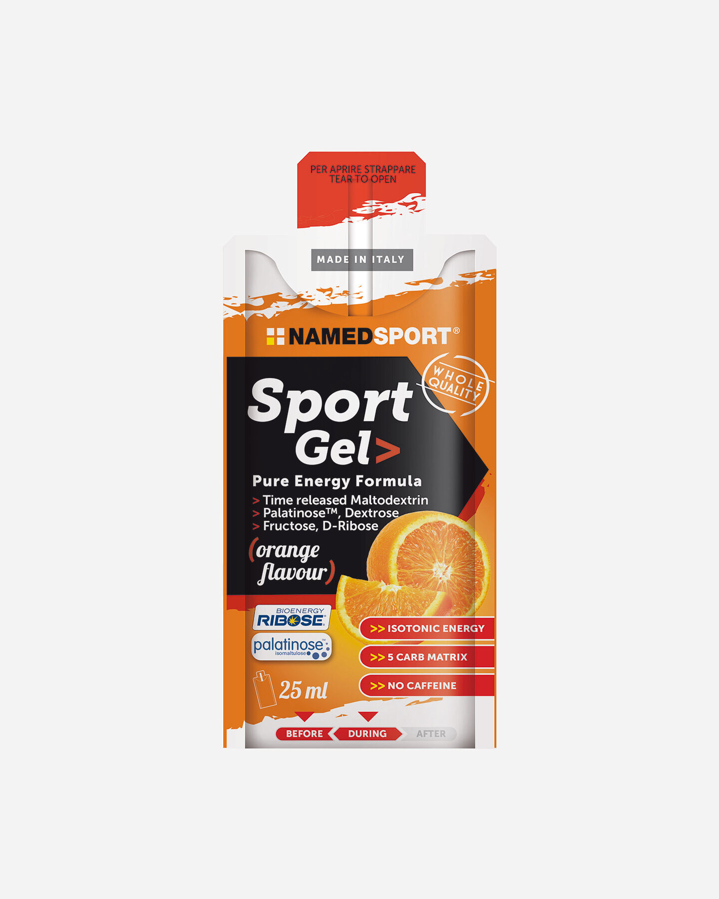 Energetico NAMED SPORT GEL S4028453 scatto 0