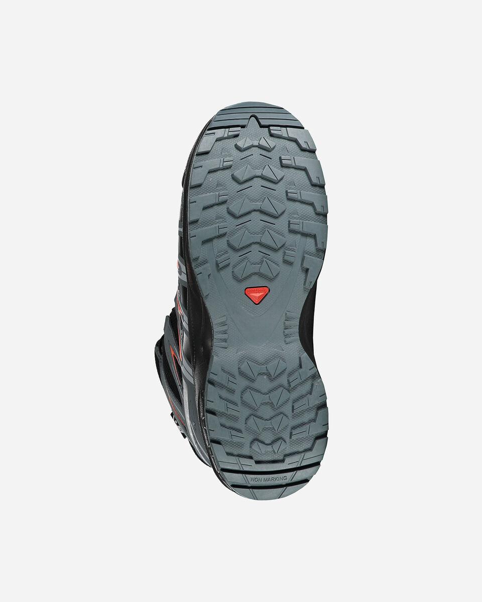 Scarpe escursionismo SALOMON XA PRO 3D MID JR S5044652 scatto 2