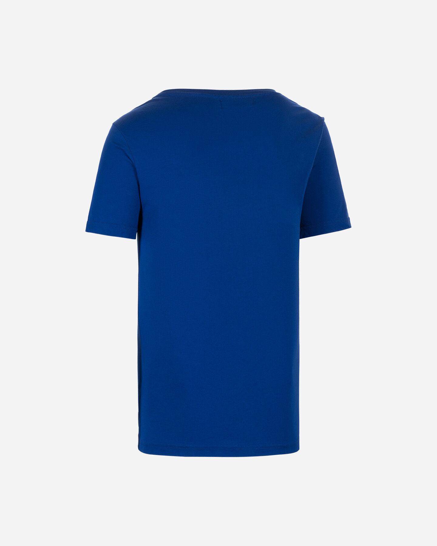 T-Shirt CONVERSE CHEVRON M S5181117 scatto 1