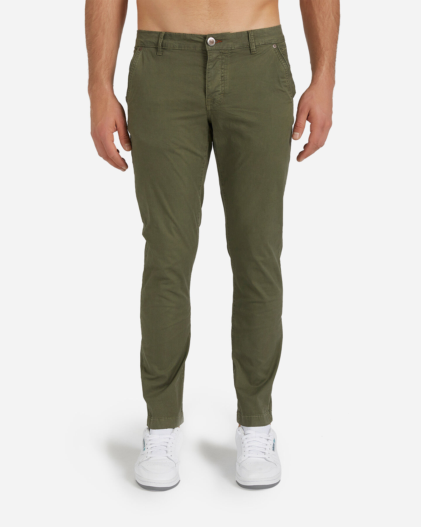 Pantalone COTTON BELT CHINO SLIM M S5182785 scatto 0