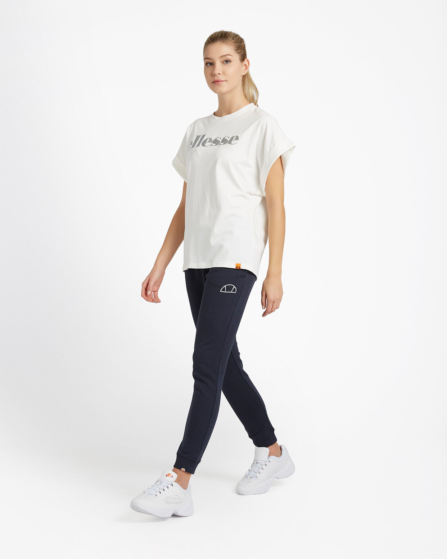 T-Shirt ELLESSE PRINTED W S4081245 scatto 3