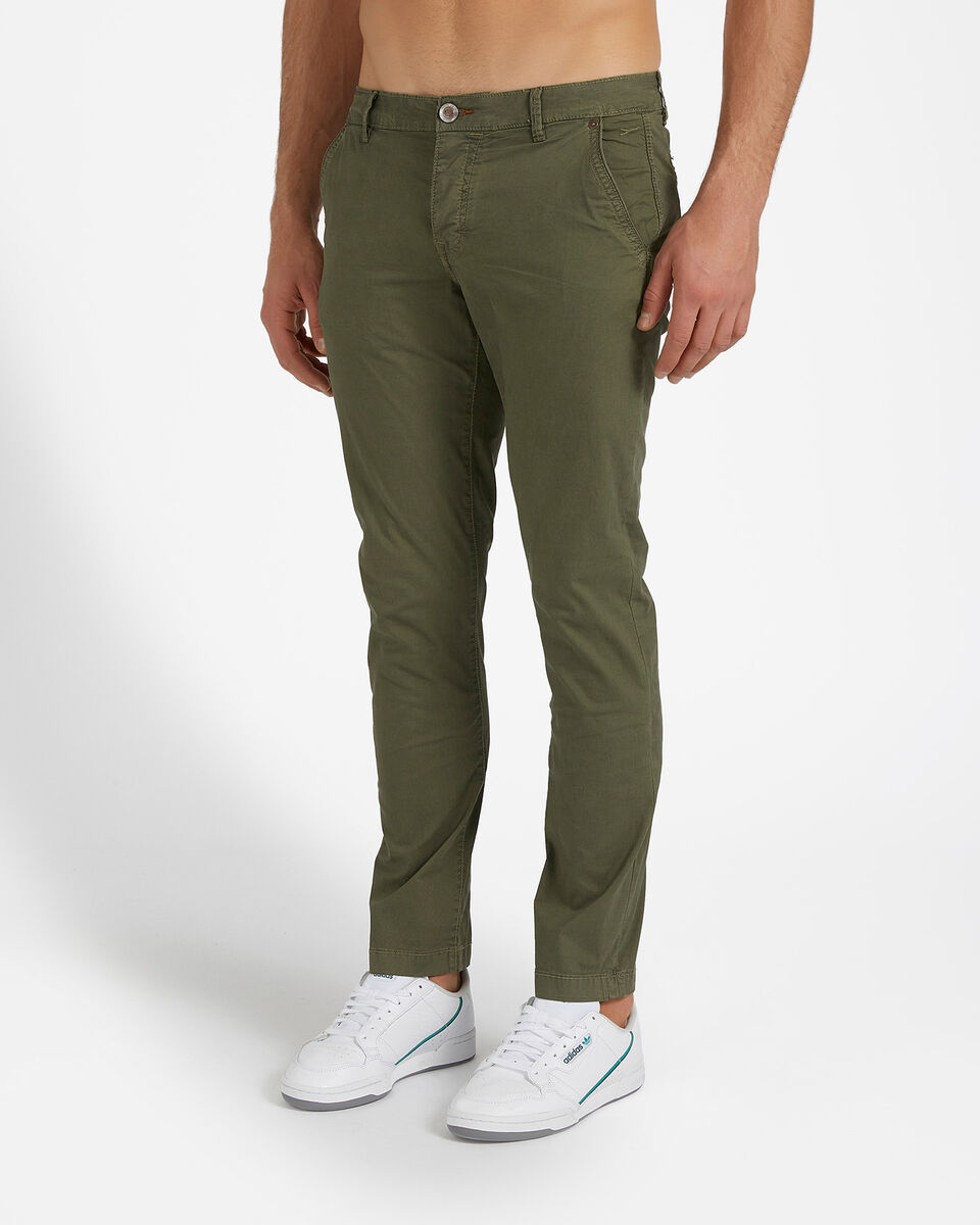 Pantalone COTTON BELT CHINO SLIM M S5182785 scatto 2