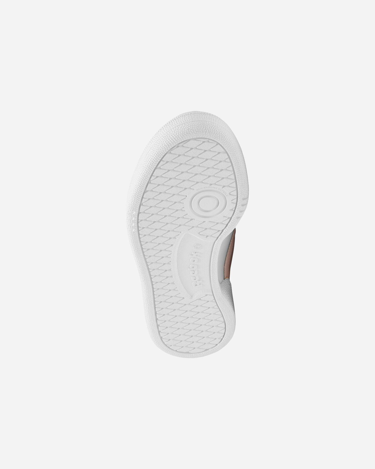 Scarpe sneakers REEBOK CLUB C 85 W S5080906 scatto 3