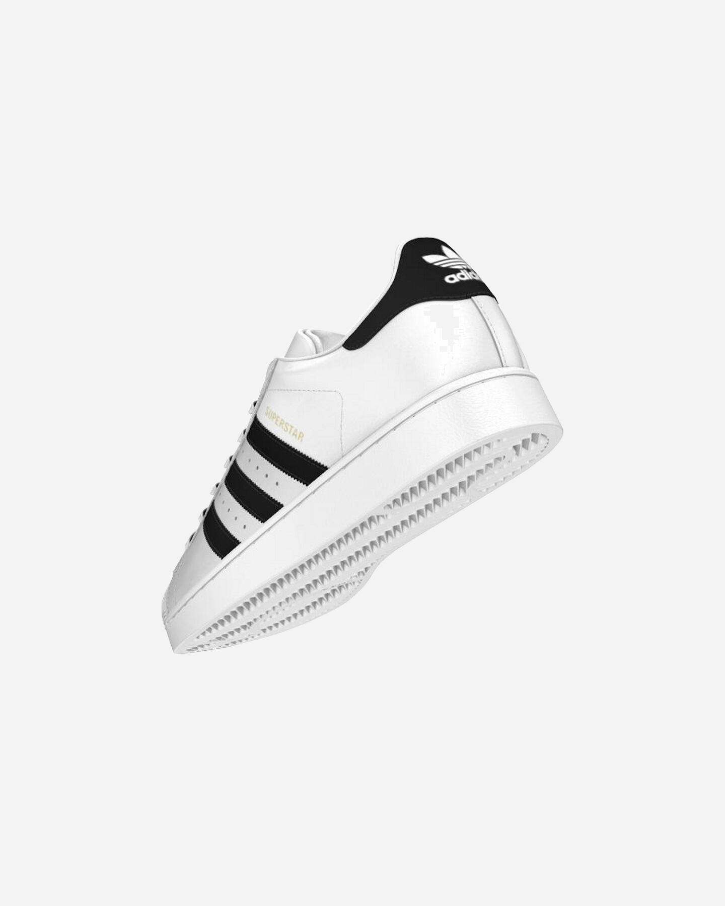 Scarpe sneakers ADIDAS SUPERSTAR S1291555 scatto 4