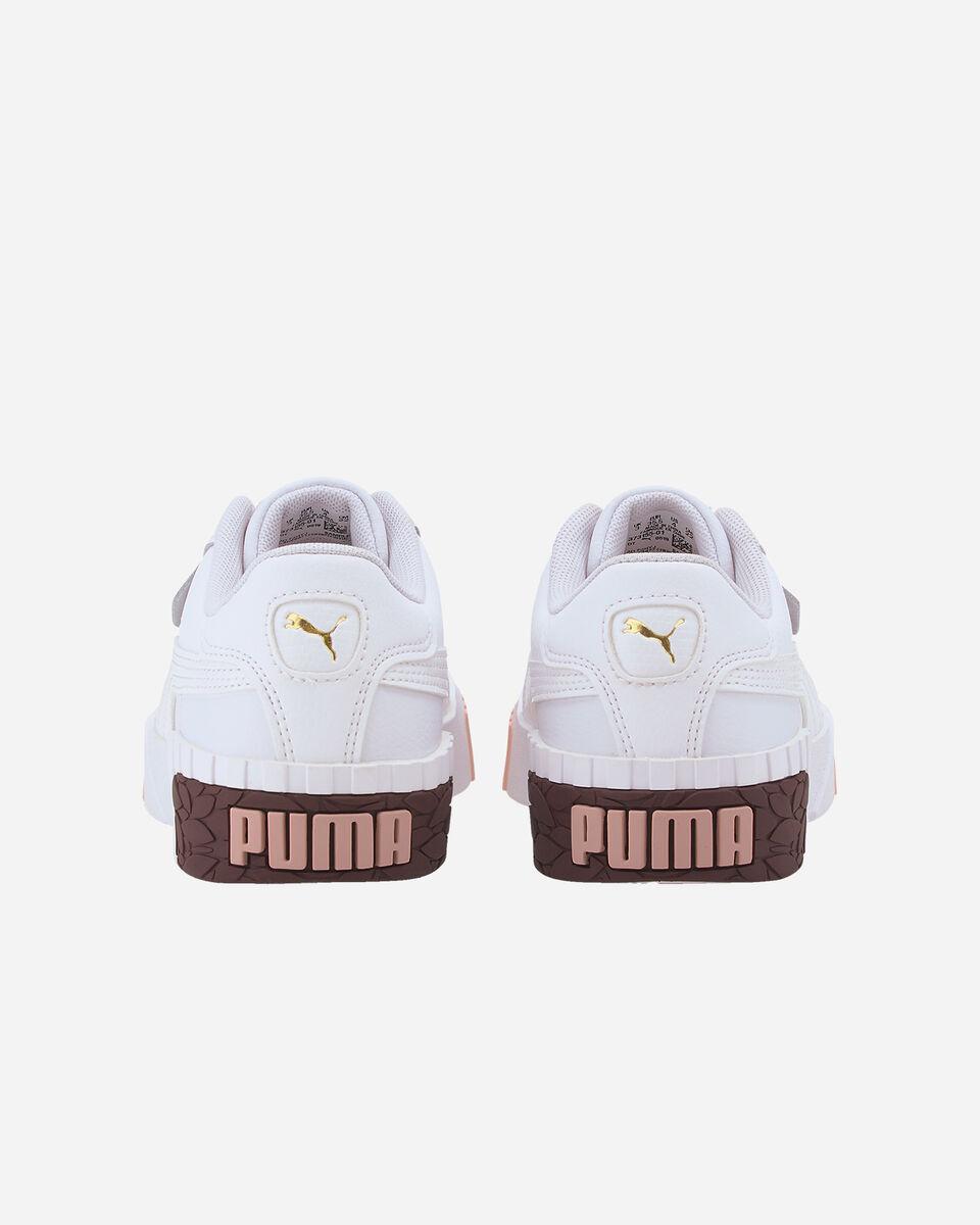 Scarpe sneakers PUMA CALI GS JR S5234399 scatto 4
