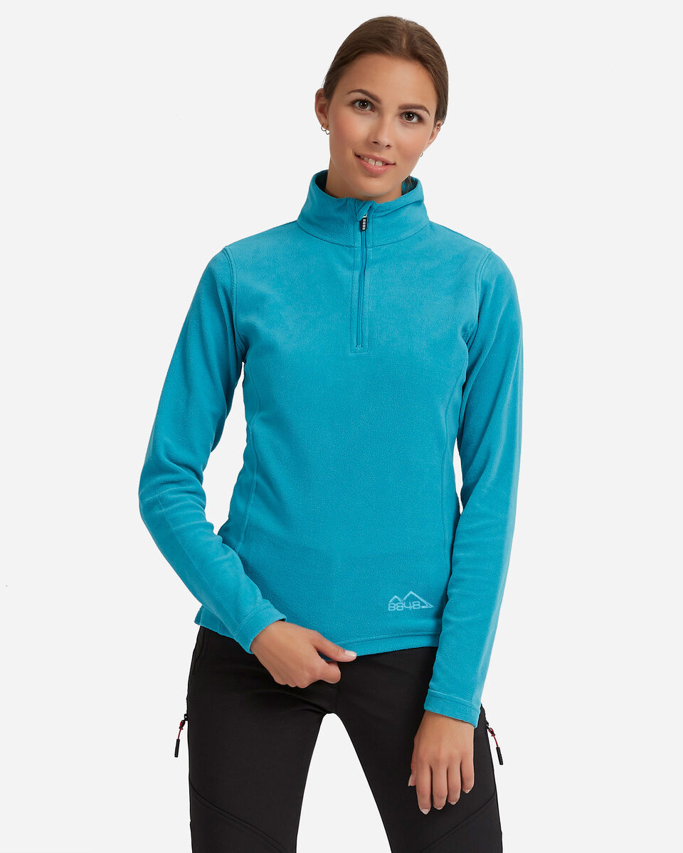 Micropile 8848 HALF ZIP W S1148763 scatto 0