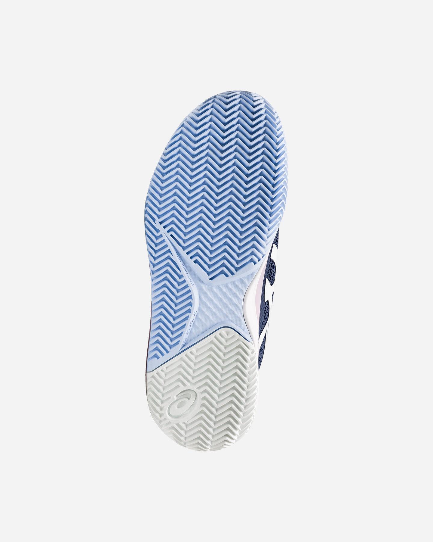 Scarpe tennis ASICS GEL-RESOLUTION 8 CLAY W S5159482 scatto 3