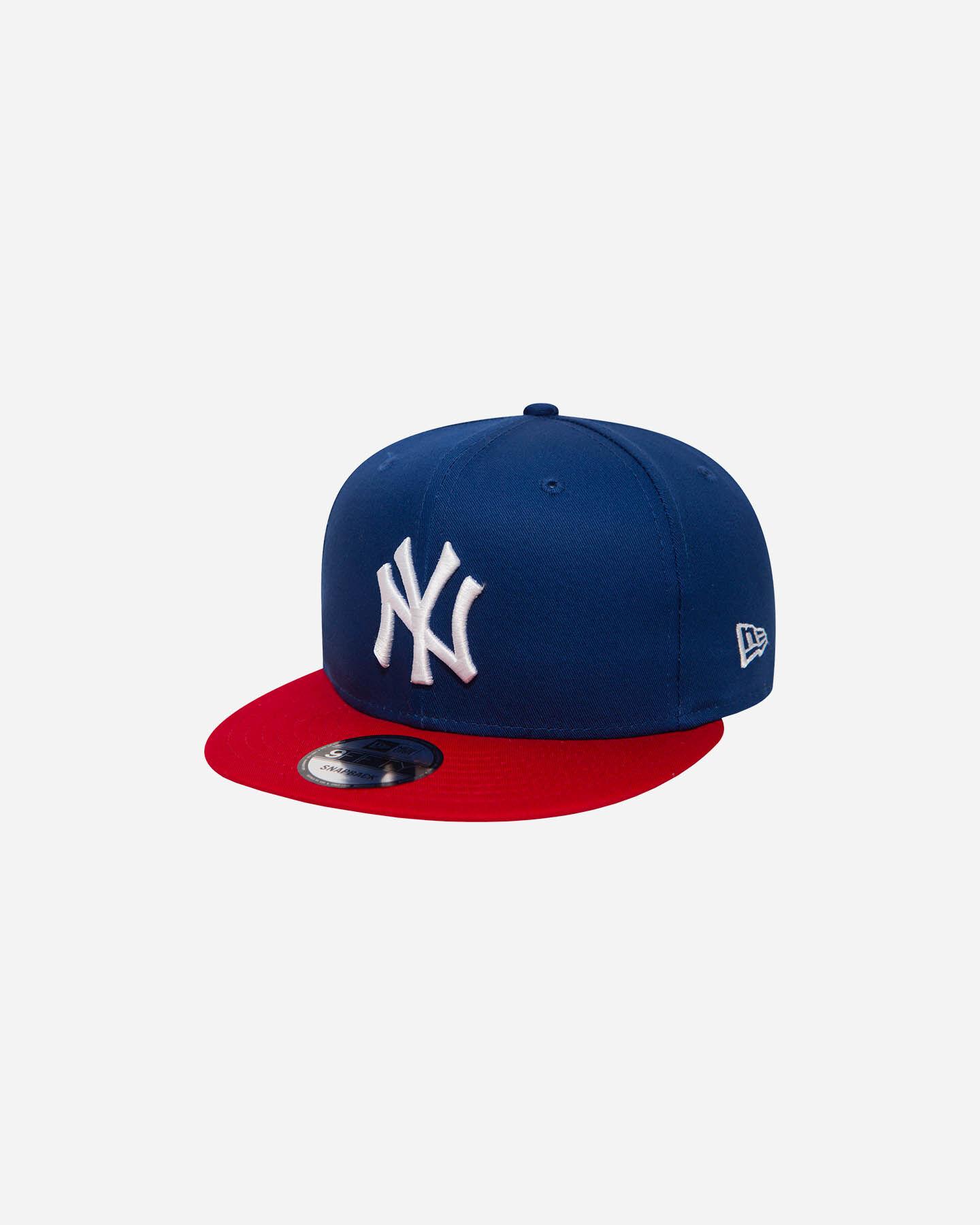 Cappellino NEW ERA NY 9FIFTY JR S1297126 scatto 0
