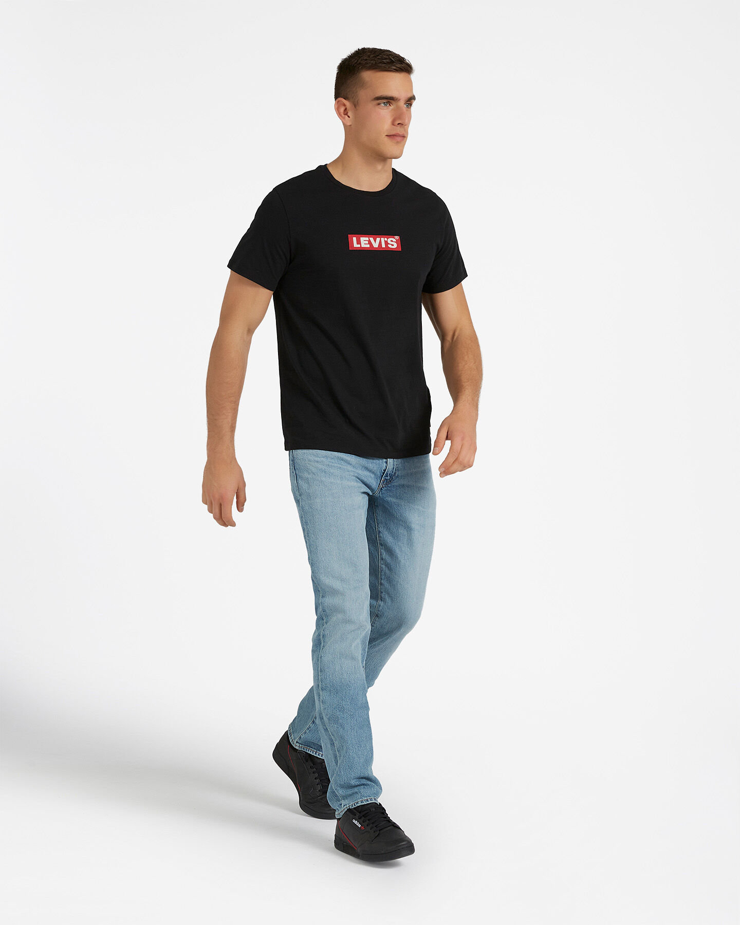 T-Shirt LEVI'S BOXTAB GRAPHIC M S4076920 scatto 3