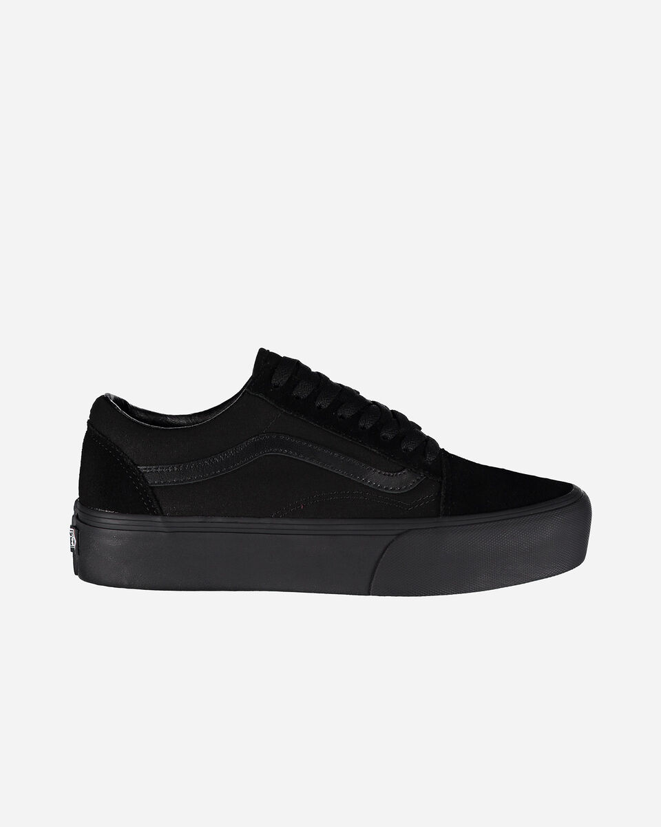 Scarpe sneakers VANS OLD SKOOL PLATFORM W S4026202 scatto 0