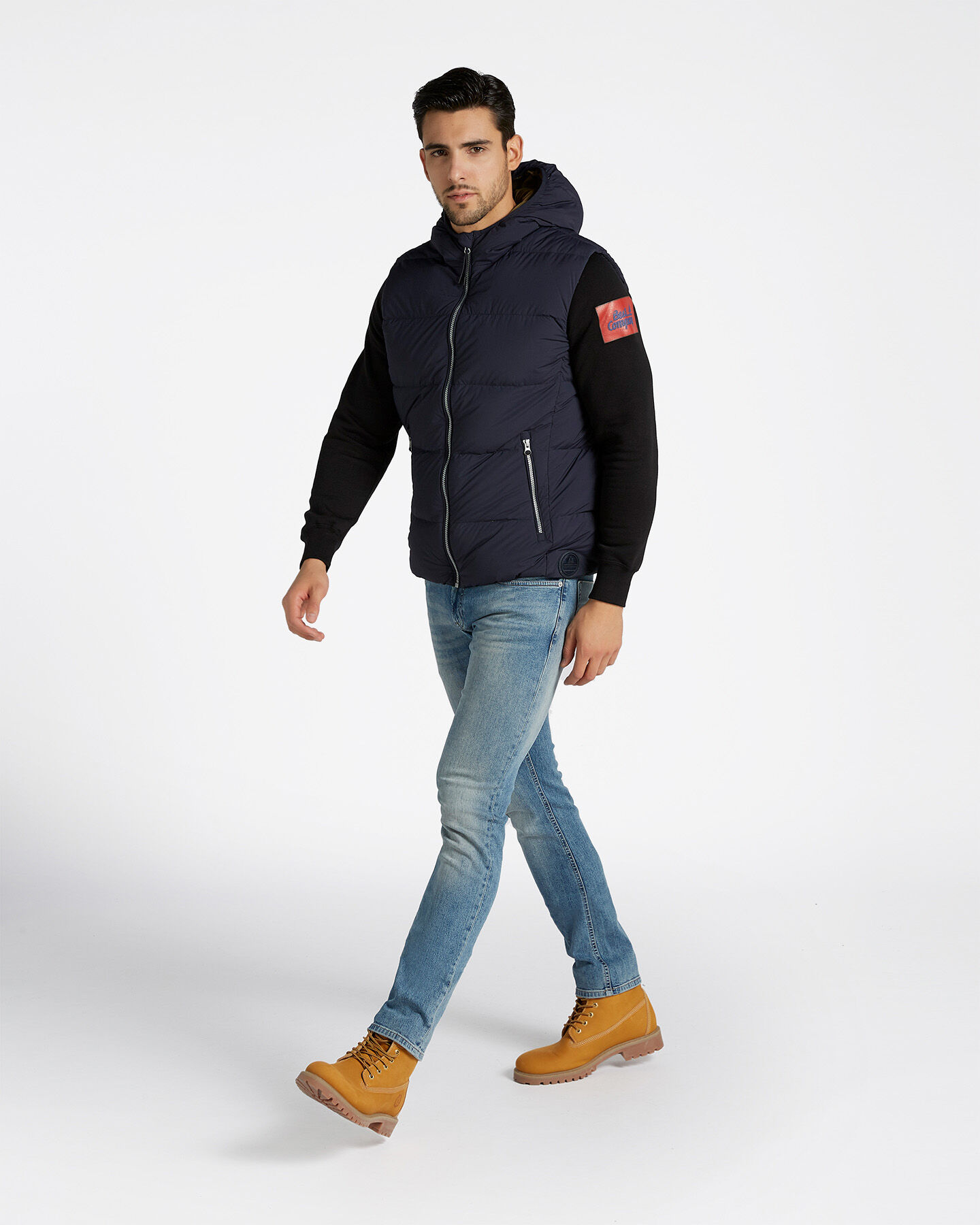 Gilet BEST COMPANY HOODIE M S4069322 scatto 3