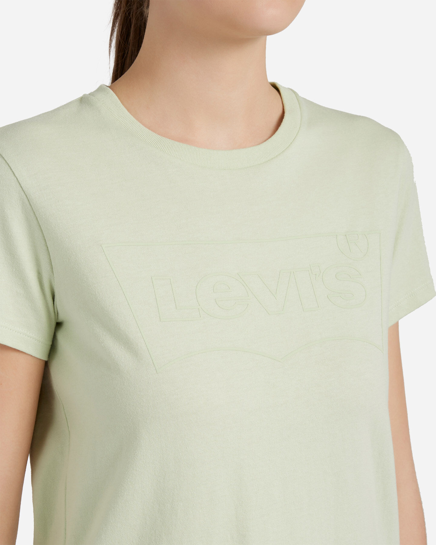 T-Shirt LEVI'S LOGO BATWING OUTLINE W S4088775 scatto 4