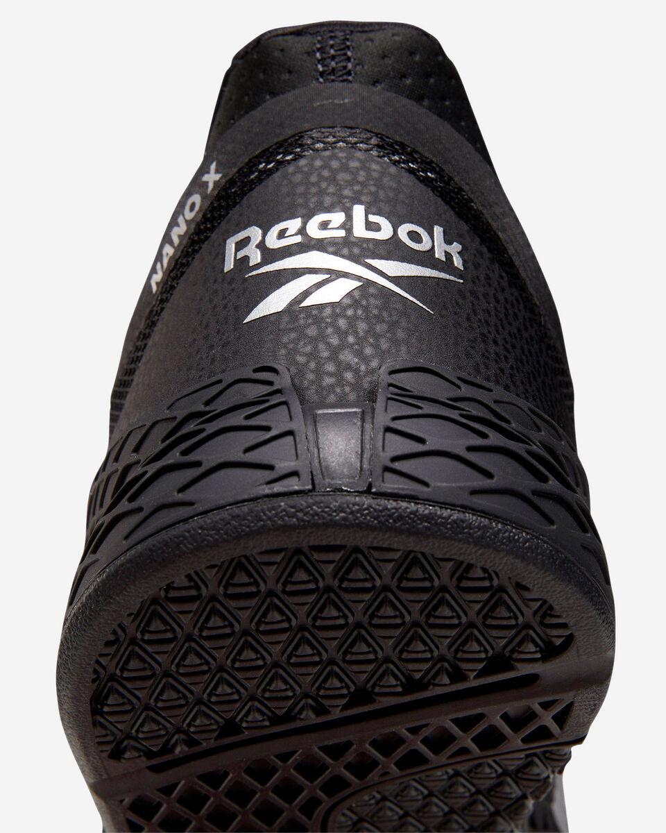 Scarpe sportive REEBOK NANO X M S5219321 scatto 4