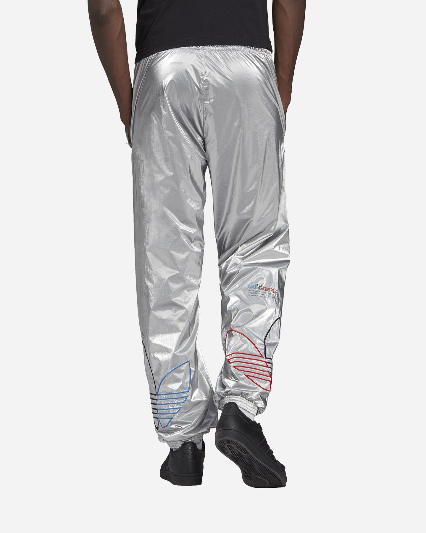 Pantalone ADIDAS SPACE RACE M S5271662 scatto 2