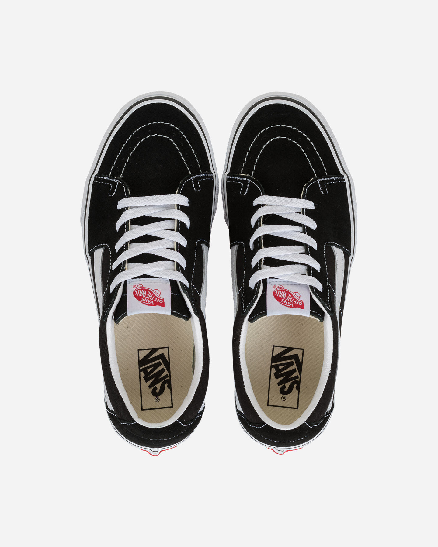 Scarpe sneakers VANS SK8-LOW M S5241237 scatto 3