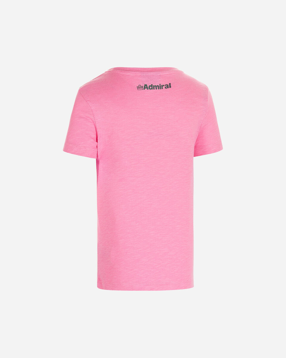 T-Shirt ADMIRAL FOREVER JR S4087685 scatto 1