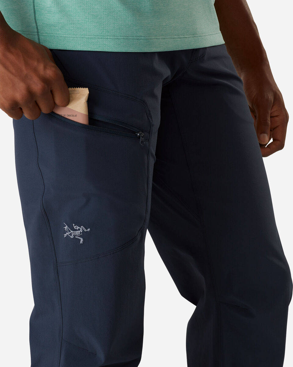 Pantalone outdoor ARC'TERYX LEFROY M S4075199 scatto 3