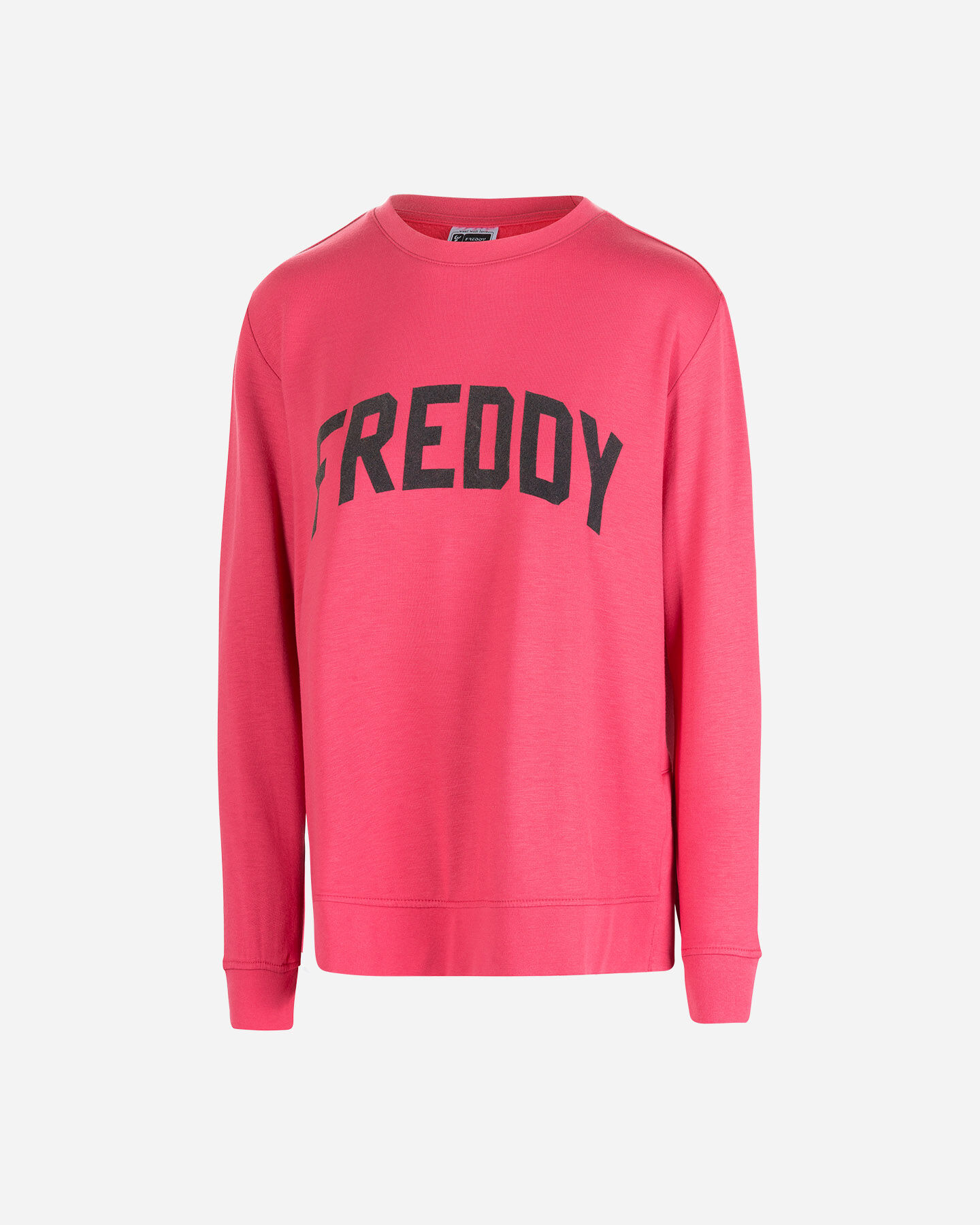 Felpa FREDDY ROUND W S5117811 scatto 0