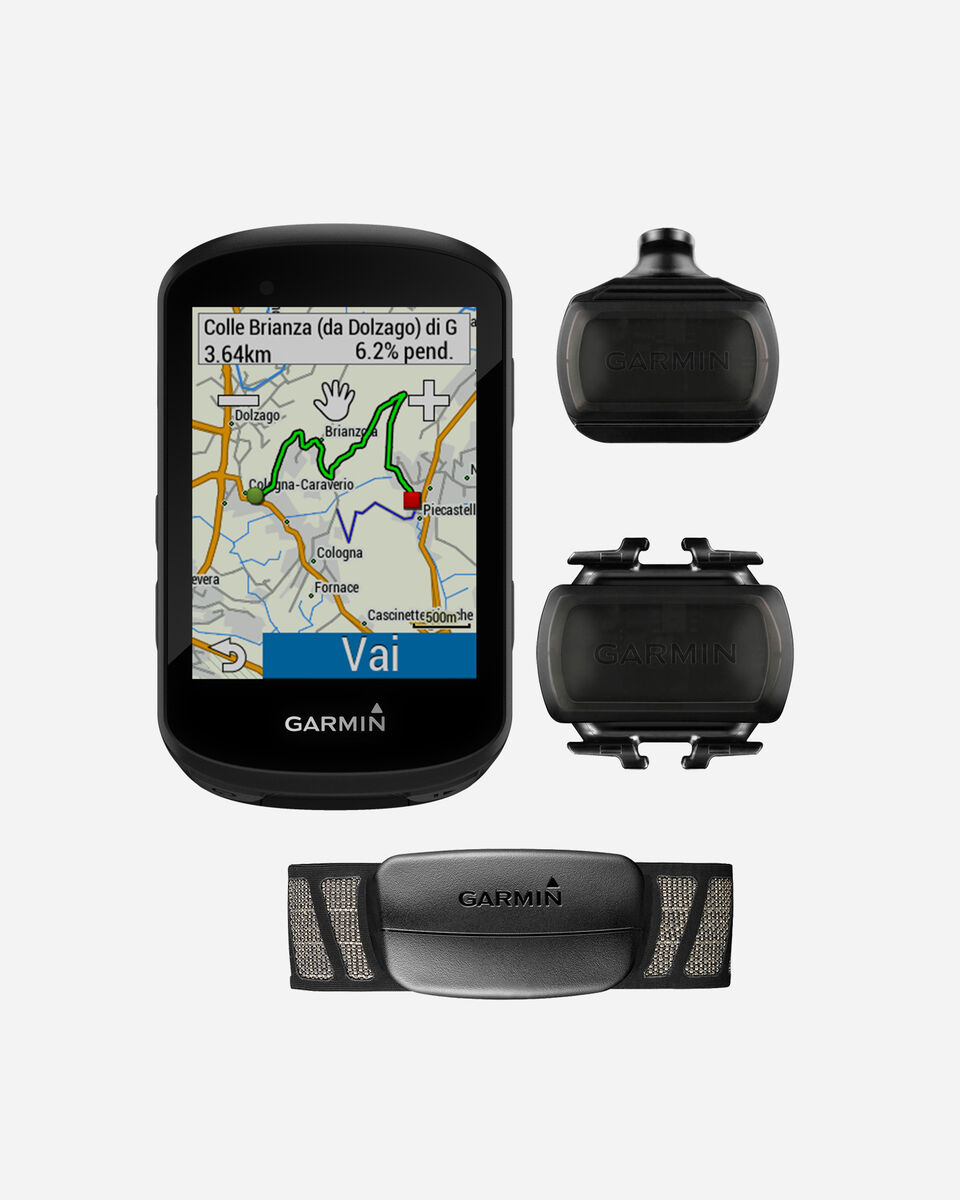 Orologio multifunzione GARMIN EDGE 530 SENSOR BUNDLE S4071889|11|UNI scatto 0