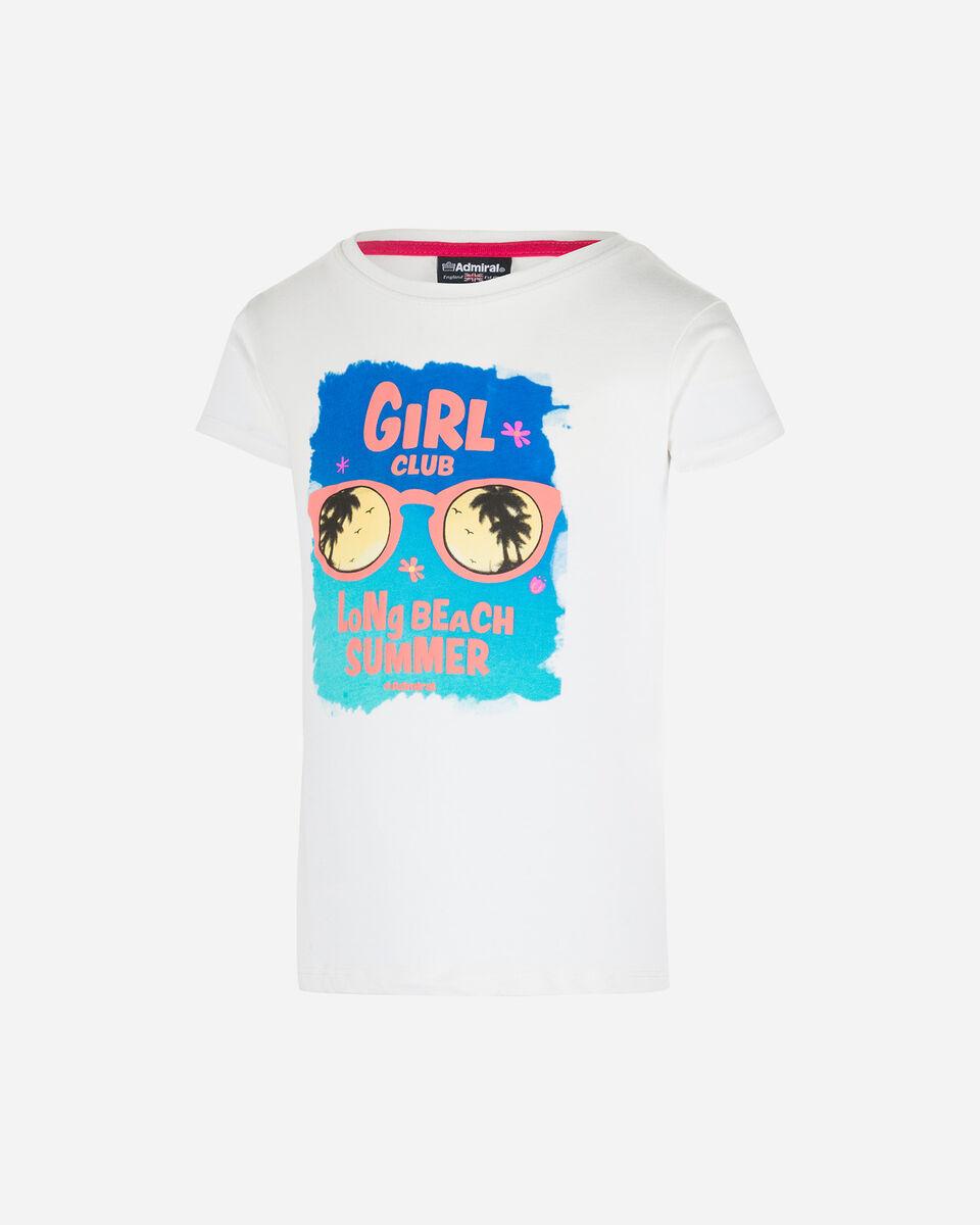 T-Shirt ADMIRAL GLASSES JR S4077504 scatto 0
