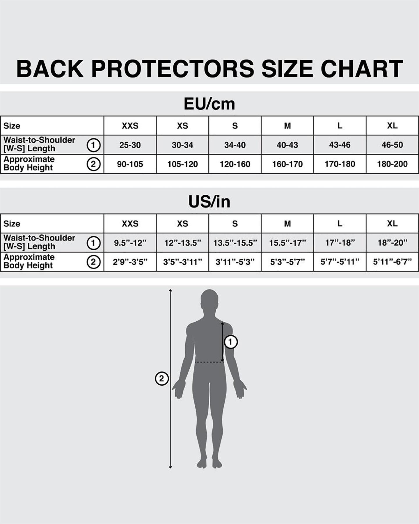 Protezione sci SLYTECH FLEXI MINI JR S4063678 1 XS scatto 1