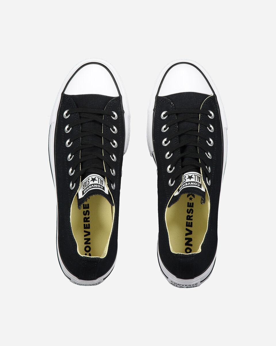 Scarpe sneakers CONVERSE CHUCK TAYLOR ALL STAR HI LIFT W S4046983 scatto 3