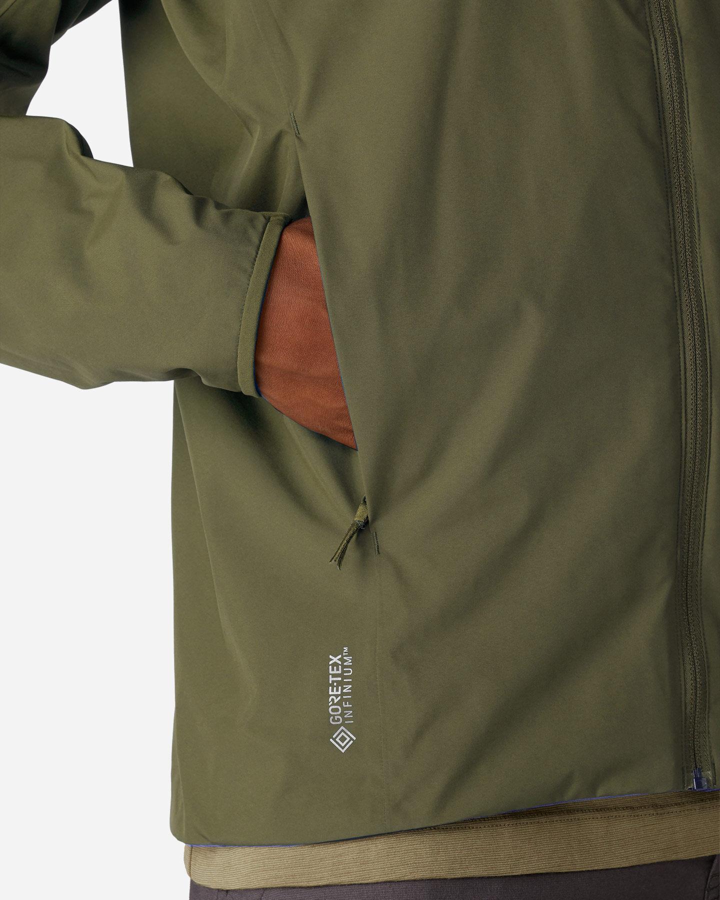 Giacca outdoor ARC'TERYX SOLANO GORE M S4075189 scatto 4
