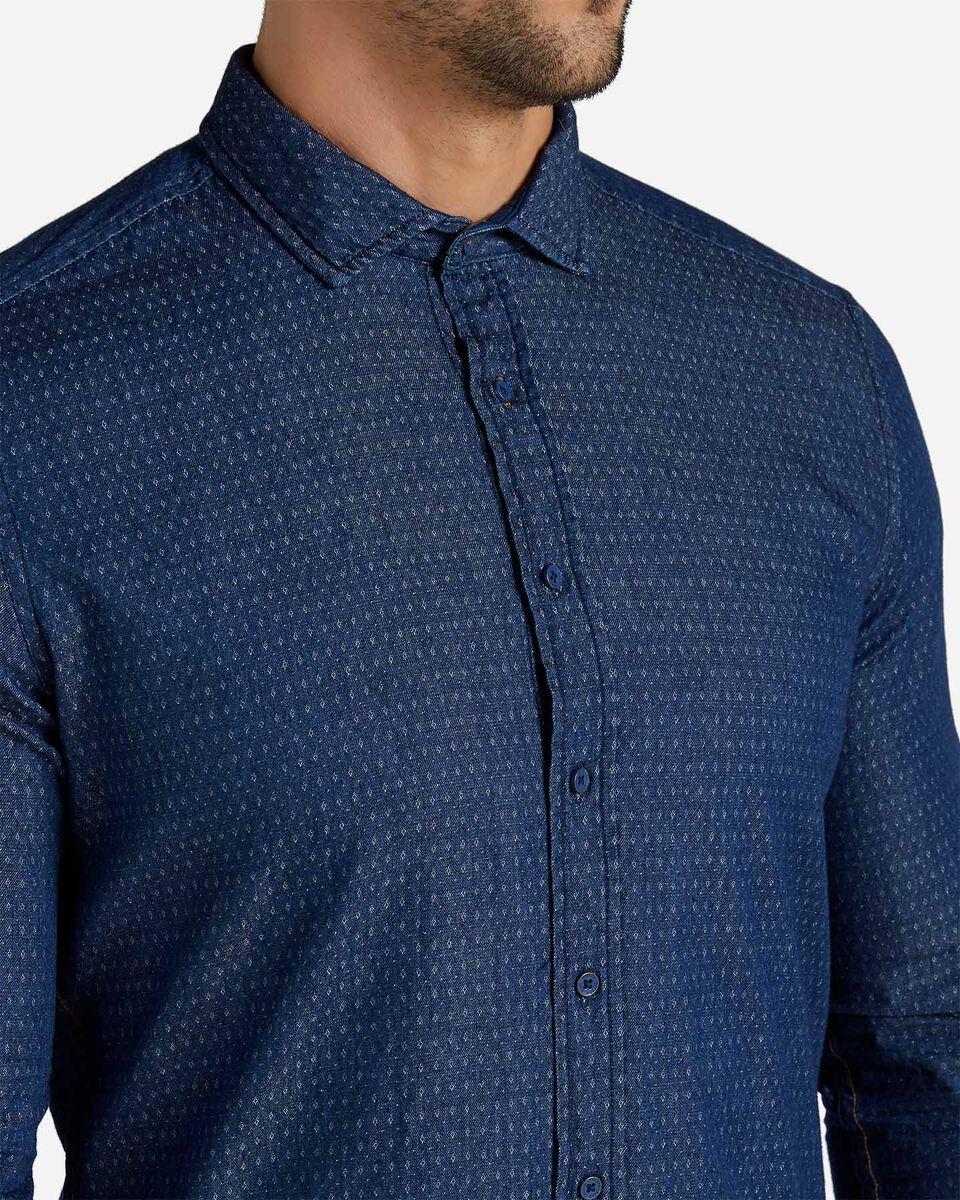 Camicia COTTON BELT DOBBY SLIM MEDIUM M S4070899|MD|L scatto 4