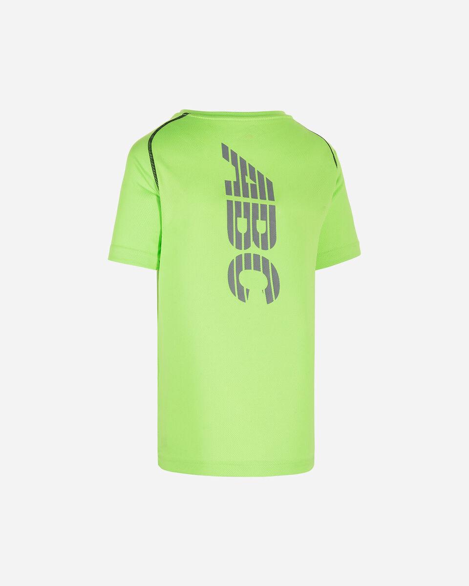 T-Shirt running ABC RUN LOGO M S4074567 scatto 1