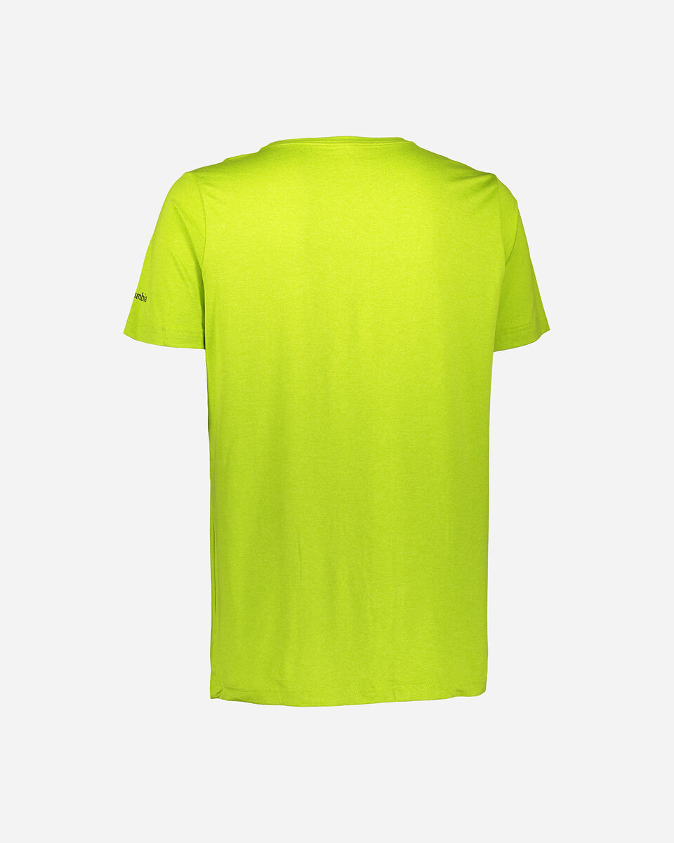 T-Shirt COLUMBIA TECH TRAIL GRAPHIC M S5291753 scatto 1