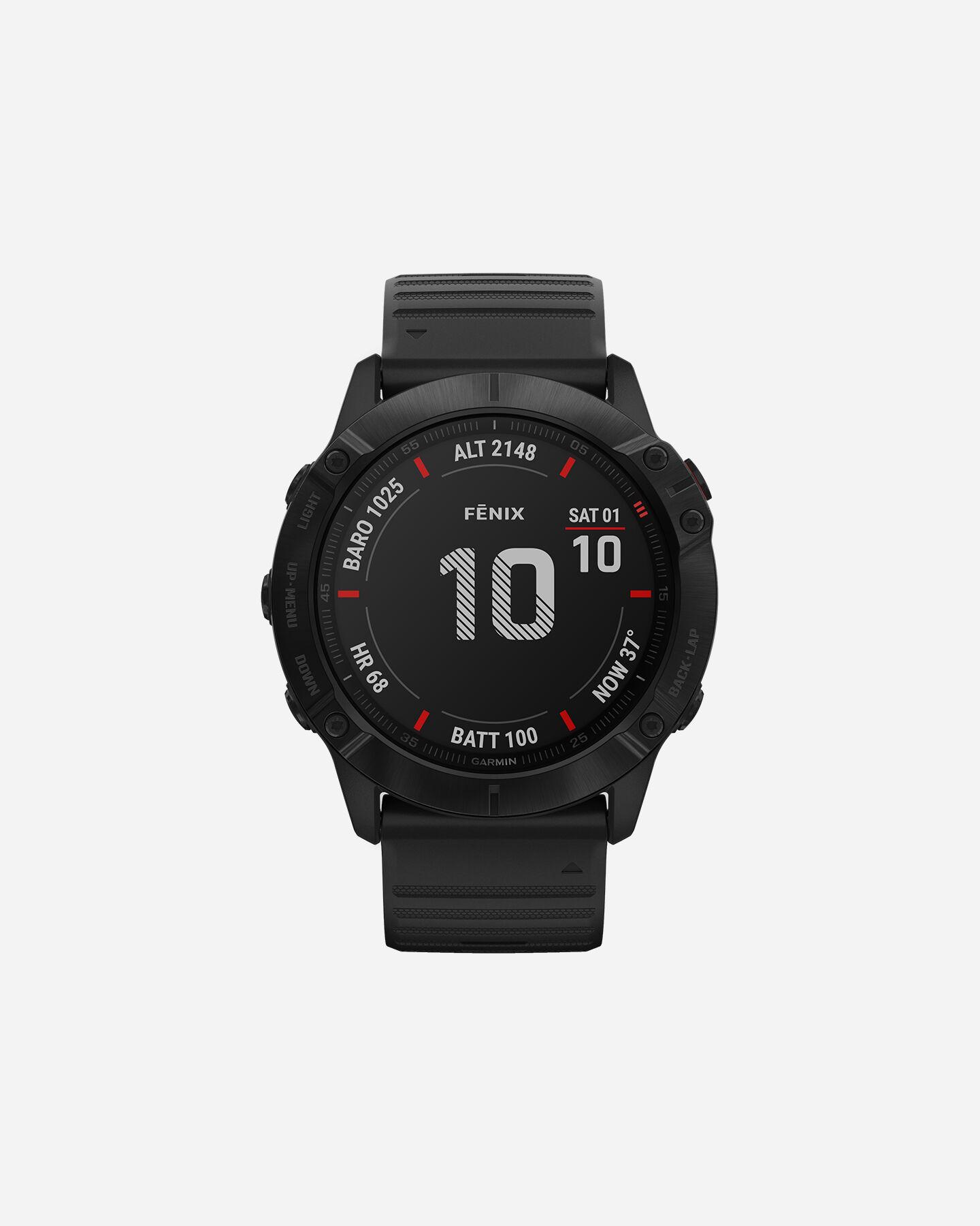Orologio multifunzione GARMIN FENIX 6X PRO S4076553|01|UNI scatto 0
