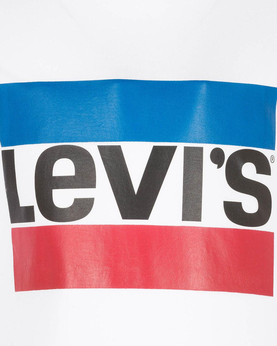 T-Shirt LEVI'S STRIPE JR S4076439 scatto 2