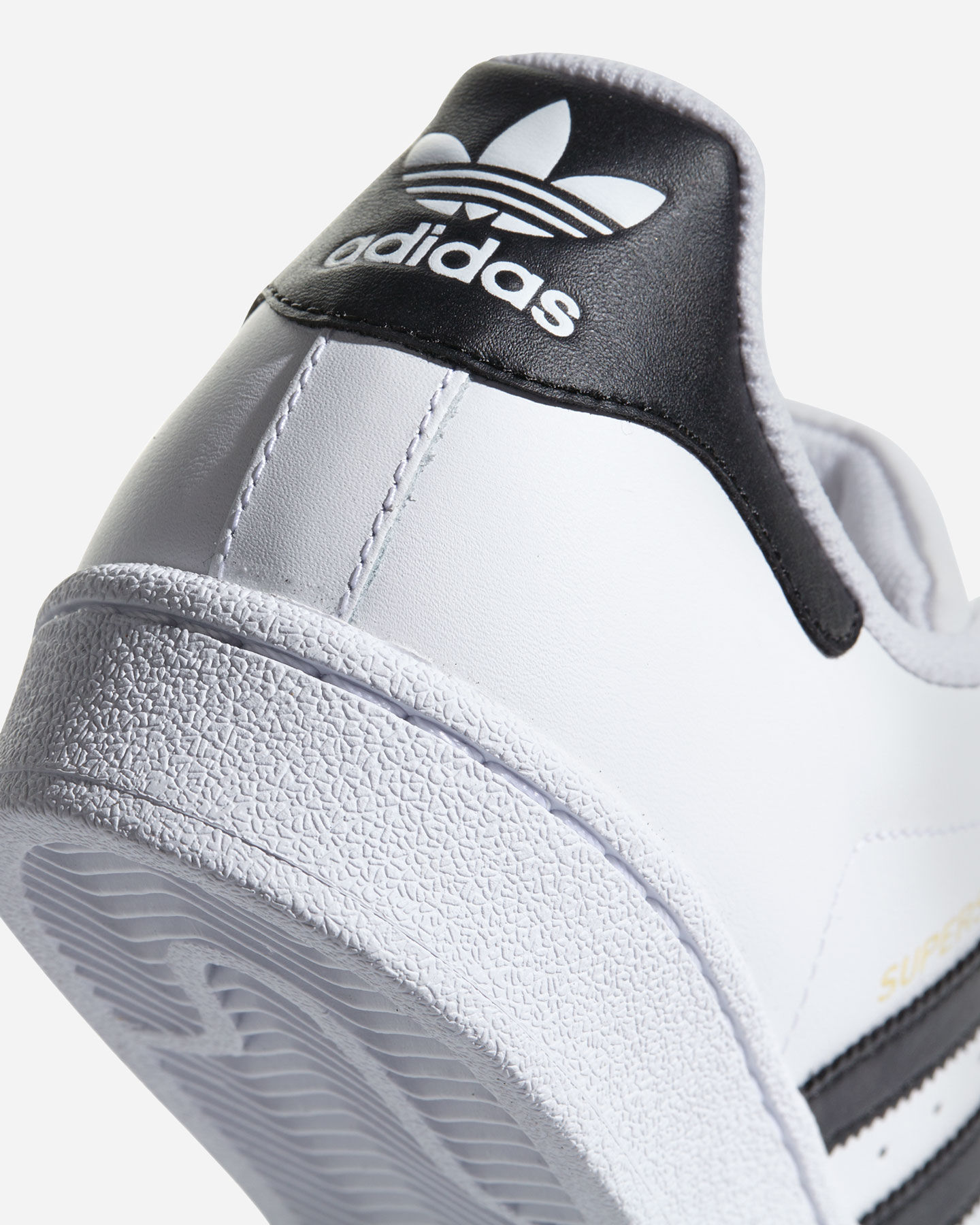 Scarpe sneakers ADIDAS SUPERSTAR S1291555 scatto 5