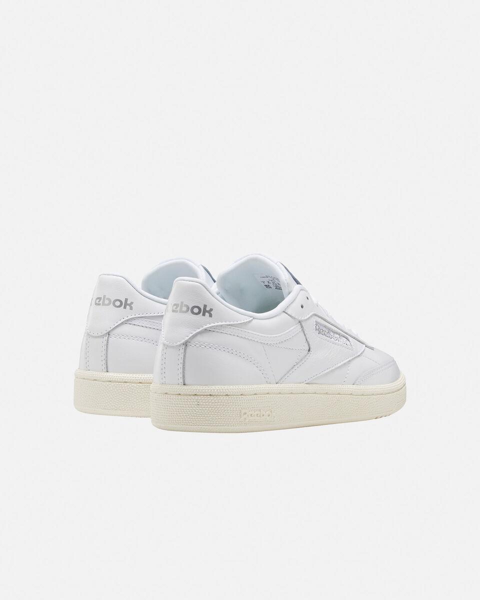 Scarpe sneakers REEBOK CLUB C 85 W S5144237 scatto 2
