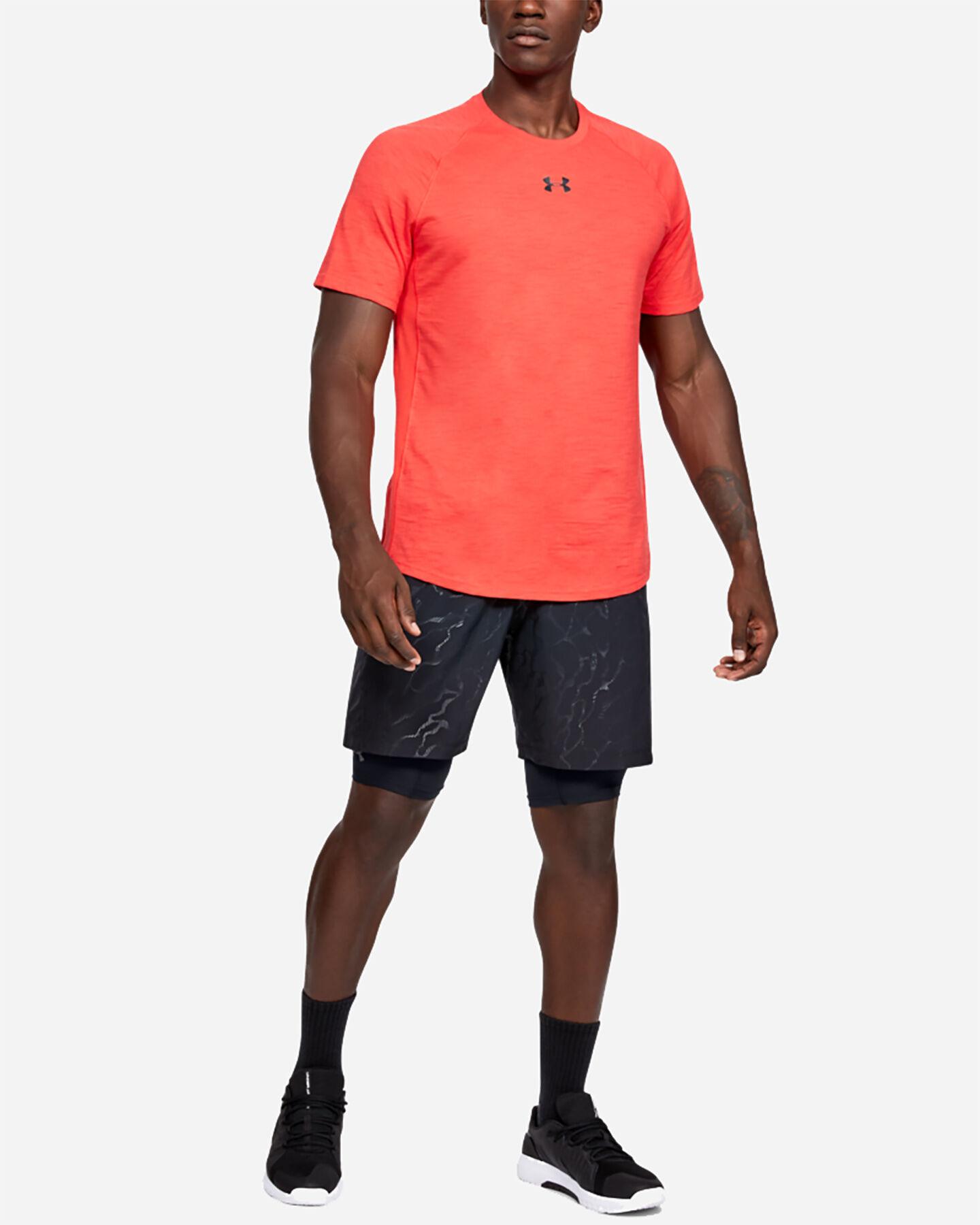 Pantalone training UNDER ARMOUR COMPRESSION XLNG M S5173434 scatto 5