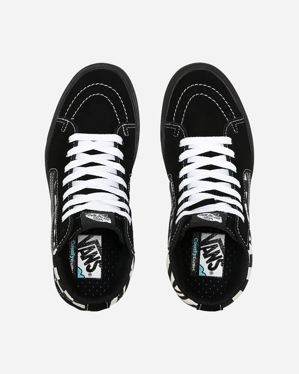 Scarpe sneakers VANS SK8-HI COMFYCUSH M S4059269 scatto 2