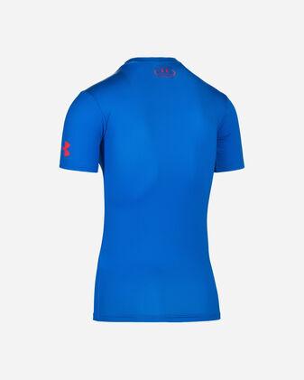 T-Shirt training UNDER ARMOUR ALTER EGO CAP AMERICA M