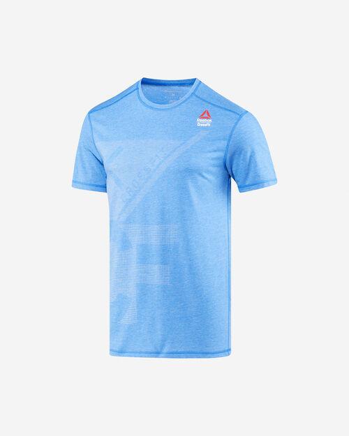 T-Shirt training REEBOK CROSSFIT BURNOUT M
