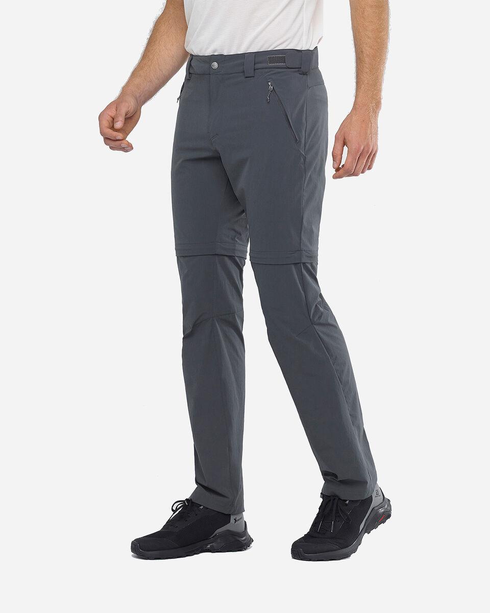 Pantalone outdoor SALOMON WAYFARER ZIP M S5173951 scatto 3