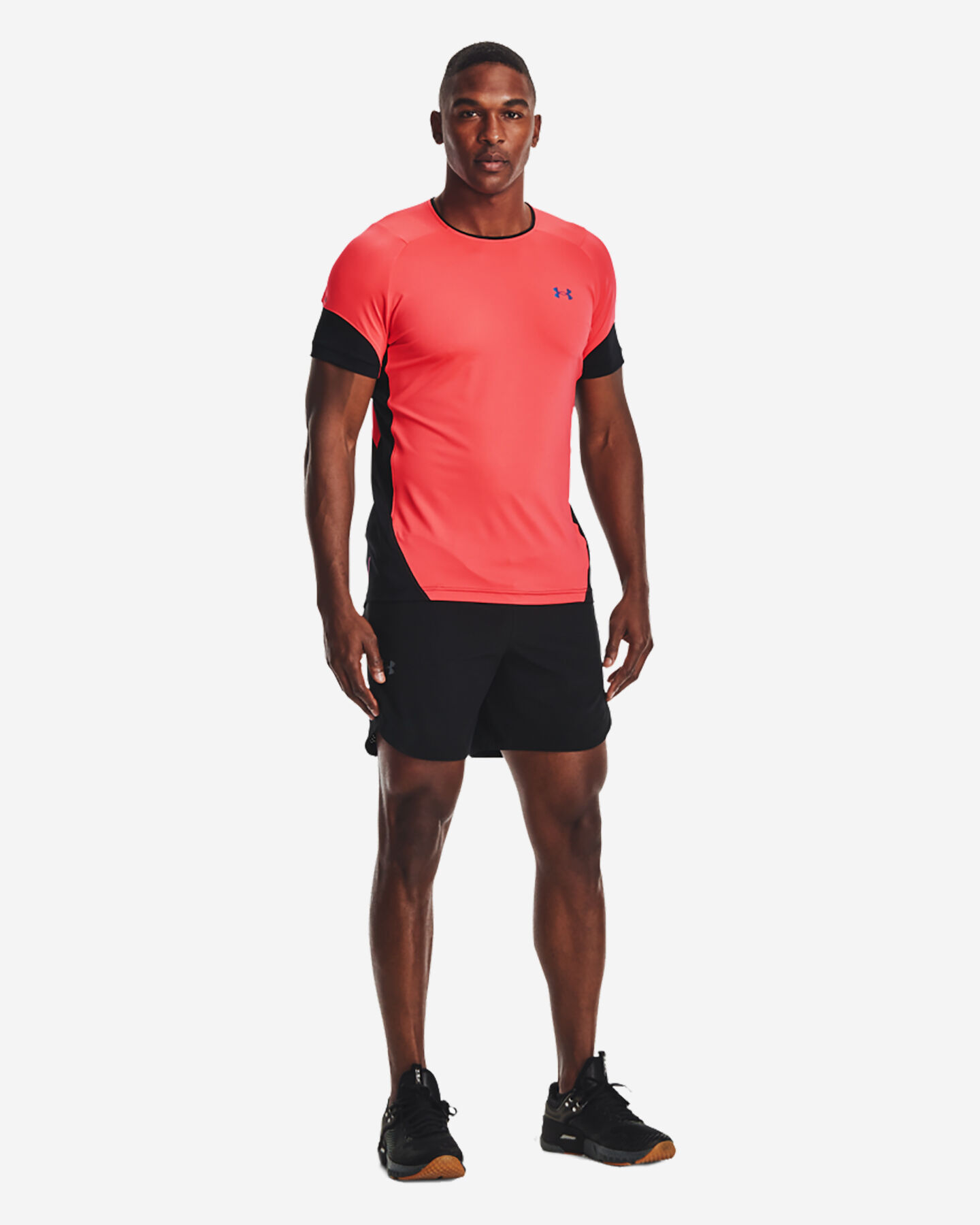 T-Shirt training UNDER ARMOUR RUSH 2.0 M S5286891 scatto 2