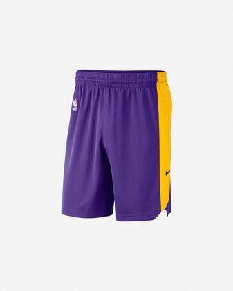 Pantaloncini basket NIKE LOS ANGELES LAKERS M