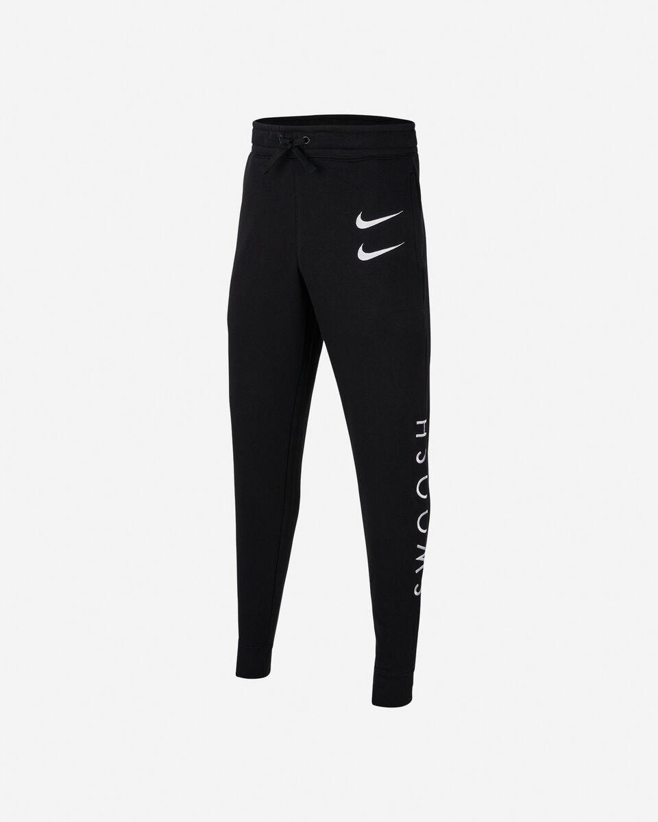 Pantalone NIKE SWOOSH JR S5225751 scatto 0