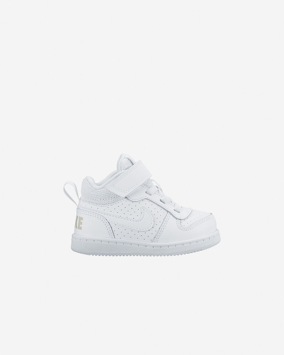 Scarpe sportive NIKE COURT BOROUGH MID JR INF S4004715 scatto 0