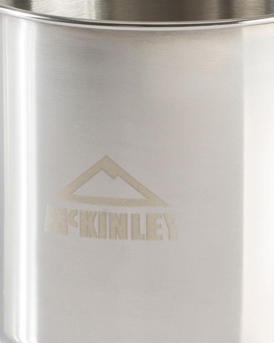 Accessorio camping MCKINLEY STEEL CUP S1145437|565|UNI scatto 1